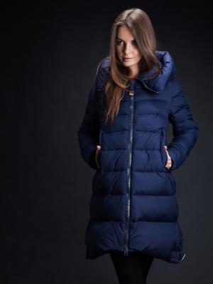Куртка Clasna. Цвет: темно-синий