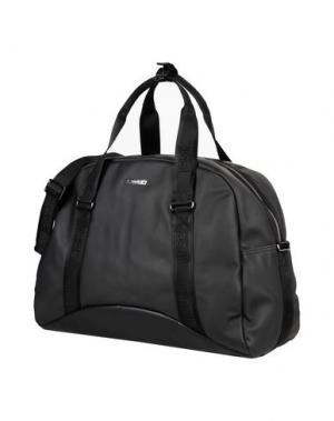 Дорожная сумка CASALL. Цвет: черный