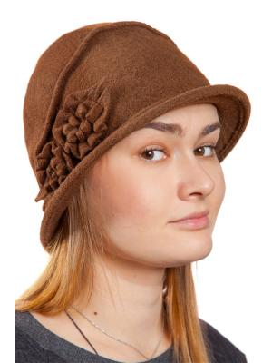 Шляпа Бонита Three S. Цвет: светло-коричневый