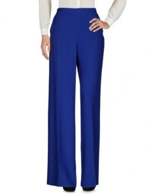 Повседневные брюки EMANUEL UNGARO. Цвет: темно-синий