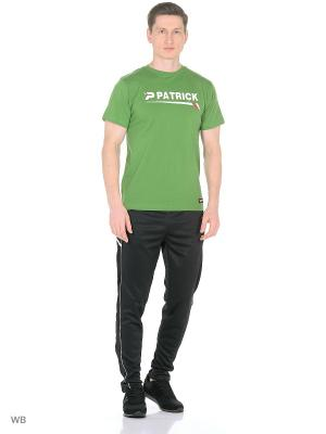Футболка Short sleeves T-shirt Patrick. Цвет: зеленый