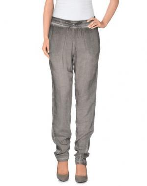 Повседневные брюки BLAUER. Цвет: серый