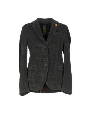 Пиджак IANUX. Цвет: темно-зеленый