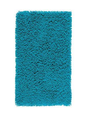 Коврик для ванной NEVADA 60x100 Aquanova. Цвет: голубой
