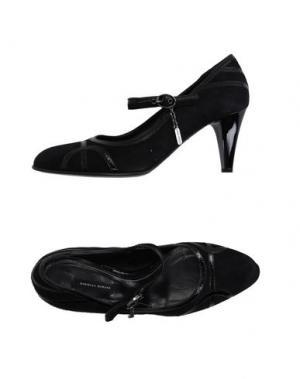 Туфли MARIELLA BURANI. Цвет: черный