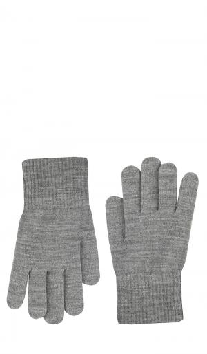 Перчатки ТВОЕ. Цвет: серый