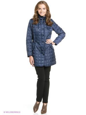 Куртка STEINBERG. Цвет: синий