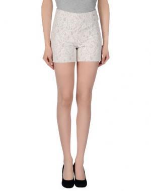 Повседневные шорты M!A F. Цвет: белый