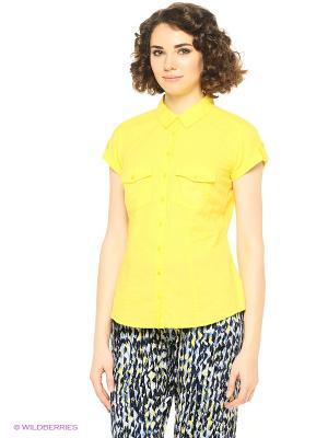 Блузка Reserved. Цвет: желтый