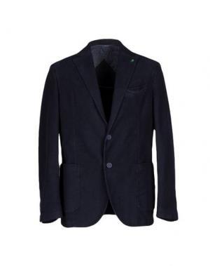 Пиджак FABIO MODIGLIANI. Цвет: темно-синий