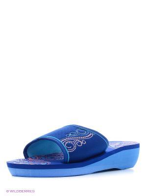 Шлепанцы GUSTOMARE D-LS361/синий