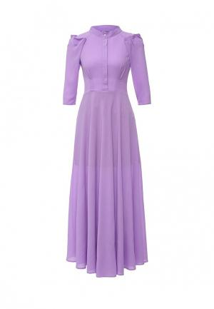 Платье Be In. Цвет: фиолетовый