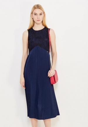 Платье Liu Jo Jeans. Цвет: синий