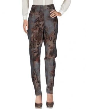 Повседневные брюки WUNDERKIND. Цвет: коричневый
