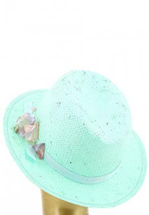 Шляпа PATRIZIA PEPE. Цвет: зеленый