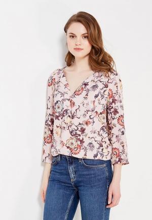 Блуза Top Secret. Цвет: розовый