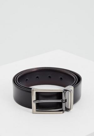 Ремень Lagerfeld. Цвет: черный