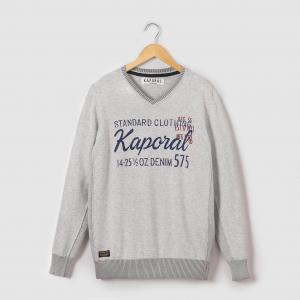 Пуловер с V-образным вырезом, 10 - 16 лет KAPORAL 5. Цвет: серый
