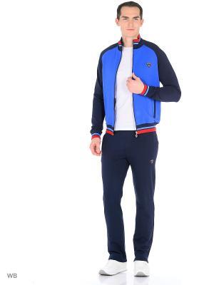 Спортивный костюм RED-N-ROCK'S. Цвет: лазурный