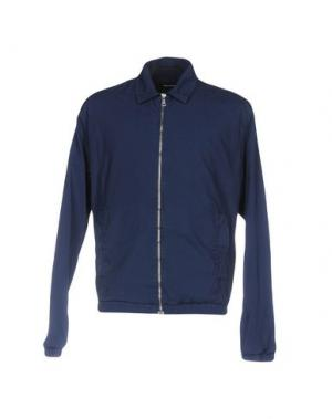 Куртка WHISTLES. Цвет: синий