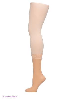 Леггинсы Arina Ballerina. Цвет: персиковый