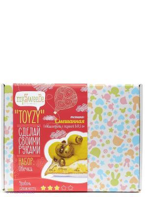 Набор - Toyzy Овечка Смешанный TZ-M002 КОНТЭНТ. Цвет: белый