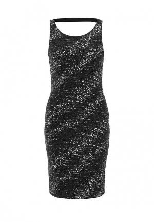 Платье Chattawak. Цвет: серебряный
