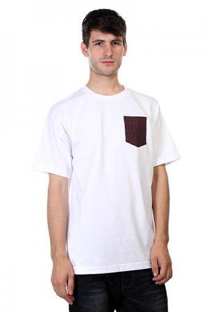 Футболка  Judo Pocket White Lakai. Цвет: белый