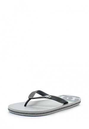 Сланцы DC Shoes. Цвет: серый
