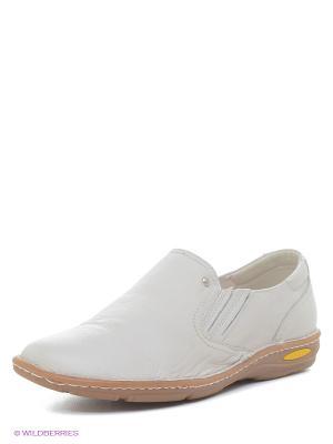Ботинки Spur. Цвет: молочный