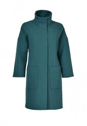 Пальто Graciana. Цвет: зеленый