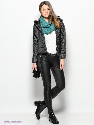 Куртка Ada Gatti. Цвет: черный