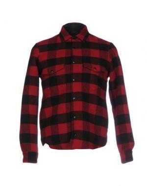 Куртка TRUE NYC.. Цвет: красный
