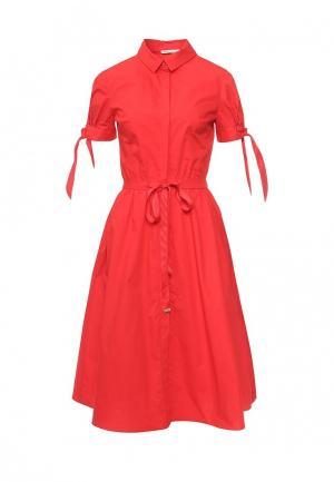 Платье Zarina. Цвет: красный