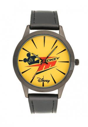 Часы Disney. Цвет: серый
