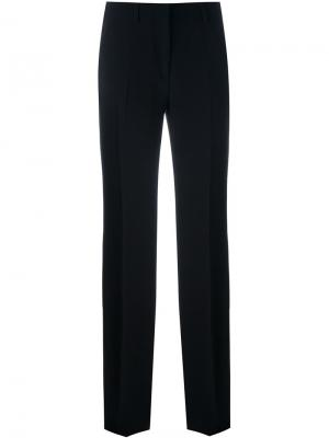 Расклешенные брюки Alberto Biani. Цвет: чёрный