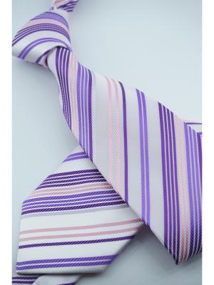 Галстук Fayzoff-SA. Цвет: фиолетовый