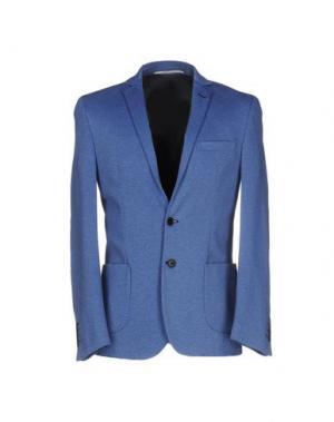 Пиджак EXIBIT. Цвет: пастельно-синий