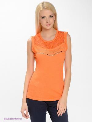 Топ Blue Seven. Цвет: оранжевый