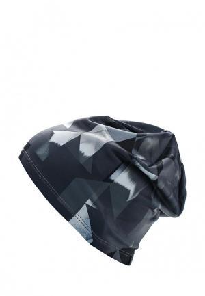 Шапка ASICS. Цвет: серый