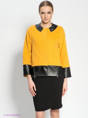 Куртка DOCTOR E. Цвет: горчичный