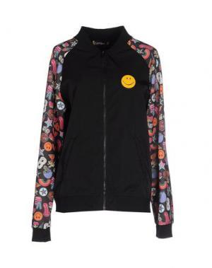 Куртка CATCH22. Цвет: черный