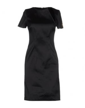 Короткое платье GOOD ON HEELS. Цвет: черный