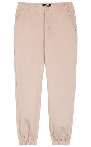 Мужские бежевые брюки Jorg weber