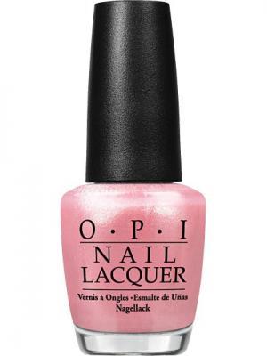 Opi Лак для ногтей Princesses Rule!, 15 мл. Цвет: розовый