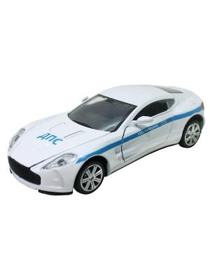 Машина  Полиция 1:30 HOFFMANN. Цвет: белый