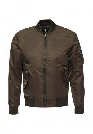 Куртка утепленная Tony Backer. Цвет: хаки