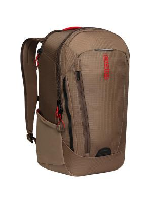 Рюкзак APOLLO PACK (A/S) Ogio. Цвет: бежевый, красный