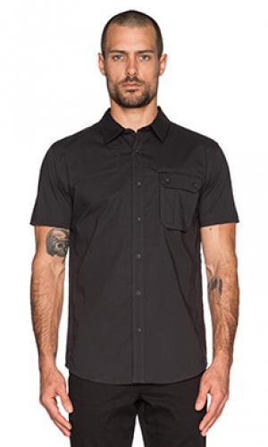 Рубашка craig ourCASTE. Цвет: уголь