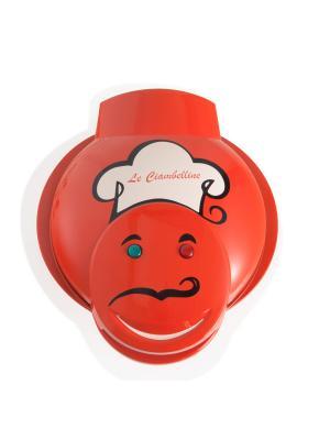 Прибор для приготовления сладостей Маленькое сердце Brandani. Цвет: красный